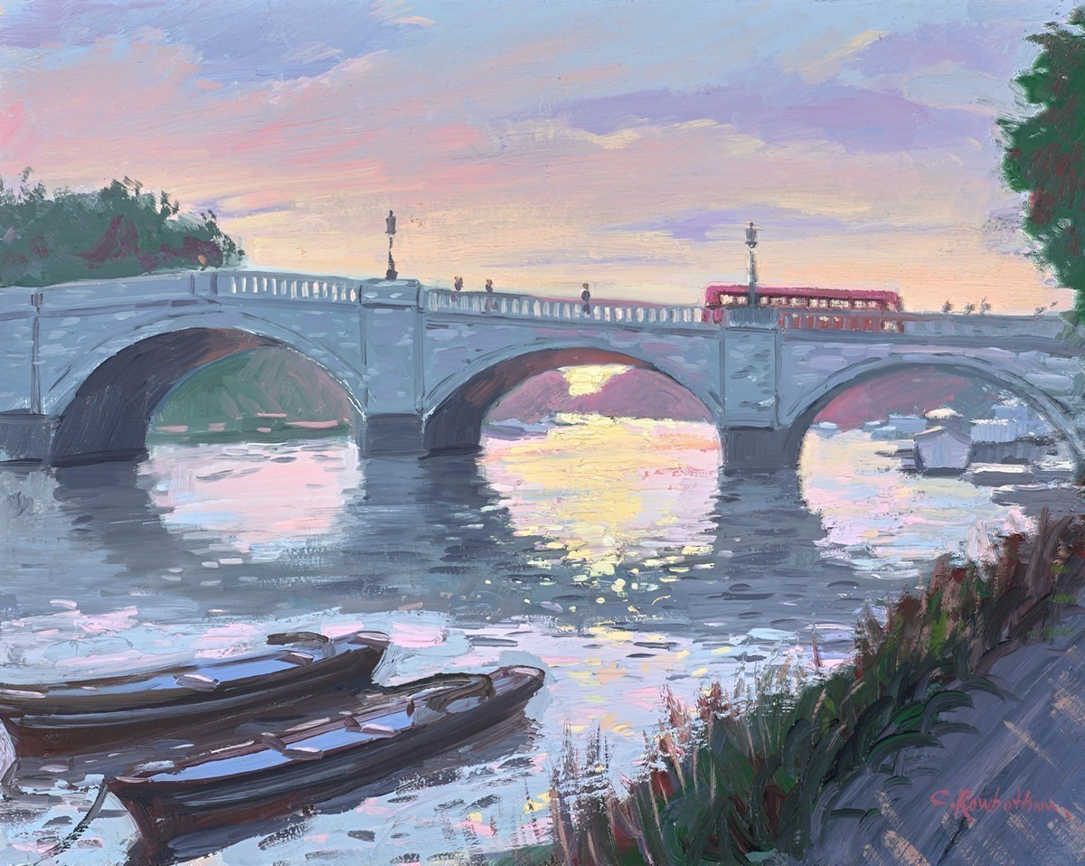 Richmond Bridge Sunset